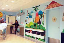 Children's hospital renovation