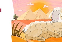 Passover for Christian Kids / All things related to Passover as a Christian family. / by Kim @ HSKids & Families