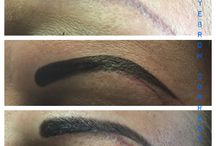 Permanent Make - Up by Lasting Impressions / Permanent Make - Up (Embroidery Technique)