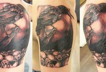 Raven upper arm cover up´s