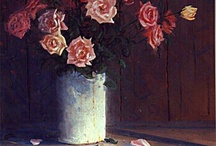 Still Life Paintings / A selection of still life paintings by South African artist Andrew Cooper.