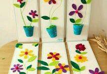 květina v květináči