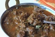 Mutton curry, Keema,kebabs, kaleji,
