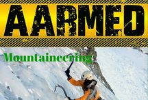 Mountaineering & Rock Climbing / The term mountaineering describes the sport of mountain climbing, including ski mountaineering. Hiking in the mountains can also be a simple form of mountaineering when it involves scrambling, or short stretches of the more basic grades of rock climbing, as well as crossing glaciers.