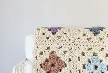 Crochet and knitting
