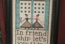 cross stitch want to do