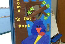 Στολισμός πόρτας..τάξης