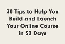 Blogging Gold / Great bloggers with great info about blogs and the like