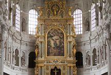 német oltárok
