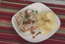Sandwiches & Wraps - Living with Amy / by WLUK-TV FOX 11