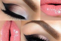 Beautiful Make-up Combinations