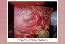Commercial Wallcovering / by Baughman Wallcovering