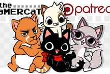 the GaMERCaT / Please support the original creator by visiting the official website and buying their merchandise! Thank you! ((http://www.thegamercat.com/)) ((http://www.thegamercat.com/store/))