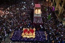 Festivities: Holy Weeks