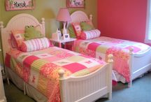 Girls Shared Room Ideas