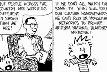 Calvin&Hobbs-the best! / by Patricia Kitzmann