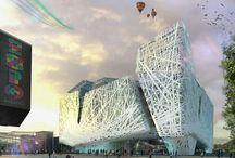 Arquitectura & Diseño / by Fanny Olvera