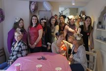 Makedomenders' craft hen parties / All about Makedomenders' craft hen parties
