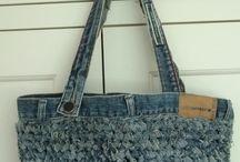 DIY väskor mm