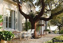 Classical villas
