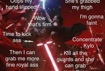 Star Wars/ REYLO