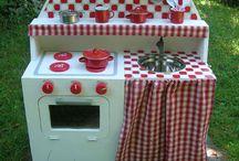 cuisiniere enfant