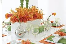 Florals, tablesettings / by Margaret White
