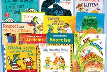Healthy & Fit Kids Books / These are great ideas for kids books that would enhance a lesson about healthy habits.