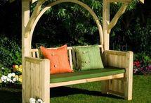 Nápady ze dřeva / Ideas of wood
