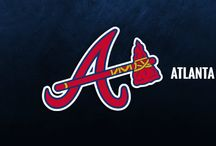 Atlanta Braves / Shop our selection of Atlanta Braves merchandise and collectibles. Includes t-shirts, posters, glassware, & home decor.
