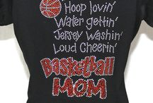 Basketball Mom / When all you think about are free throws, rebounds and three pointers, you're a Basketball Mom.