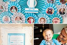 Ethan First Birthday