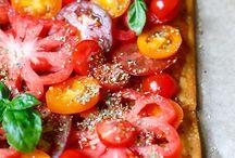 Food {Tartes, Pies, Quiches}