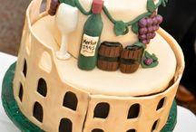 Italy cakes