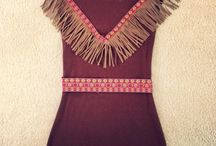 Indian costume diy