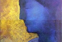 Artist : Odilon Redon : Symbolism / by Stephanie Smith