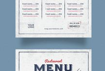 Design Menu Restaurant