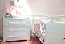 Habitaciones para niñas / Girl Room Ideas / Ideas de habitaciones de niña. Decoración, estilo nórdico.