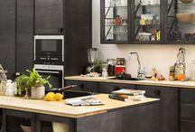 Keittiöitä / kök / kitchen