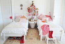Kid's Rooms / by Amanda Gilliland