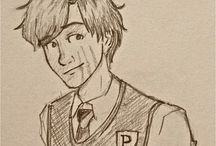Fanarts Remus Lupin