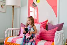 Home - Izzy B's Big Girl Room / by Savannah Patrone - theperfectedmess.com