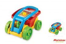 Zabawki do pchania / Zabawki do pchania i ciągania dla dzieci