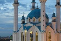 Islamic Architecture and Mosques