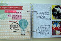 Scrap ideas / Scrapbooking / by So Chic Handmade