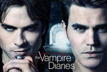 Séries vampiro adorooooo