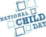 Canada's National Child Day / by Katherine Elisabeth