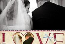 Layouts Wedding / Scrapbooking Layouts