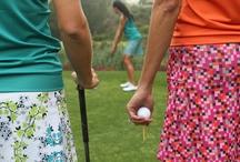 NEW Golf Skirts On location Aviara