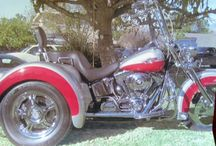 Harley Trike and Carson Trailer for Sale May Simi Valley Sale / 2003 Harley Trike and a 2010 Carson trailer are for sale at our estate sale in Simi Valley to take place on the weekend of May 4-5, 2013